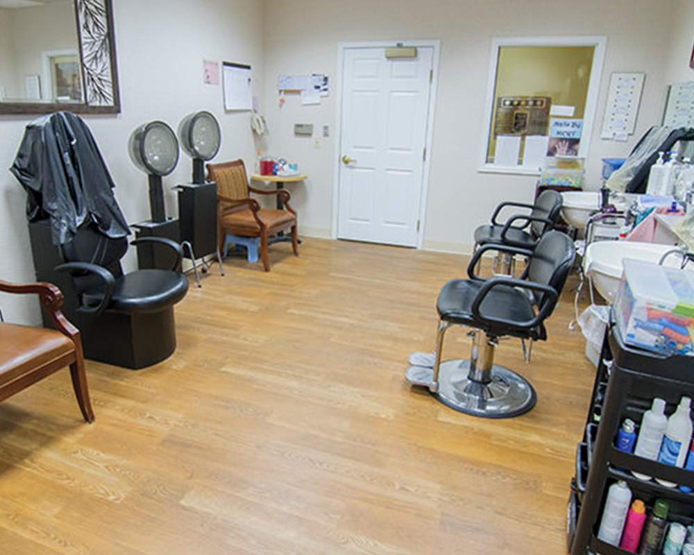 Montage Ridge Salon